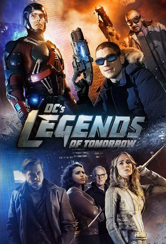 دانلود DCs Legends of Tomorrow